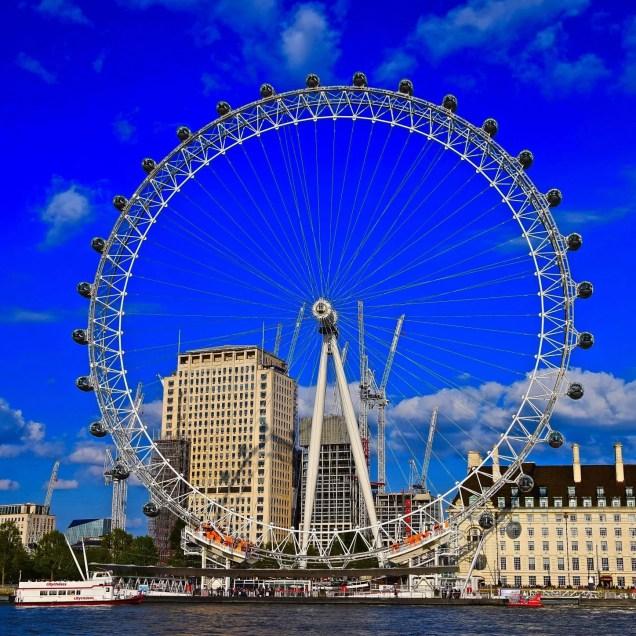 London Eye 1, Londra (Inghilterra)-min