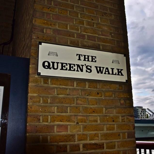 Queen's Walk, Londra (Inghilterra)-min