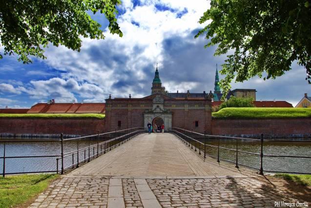 Castello di Amleto - Krongborg Castle (Helsingōr - Danimarca)
