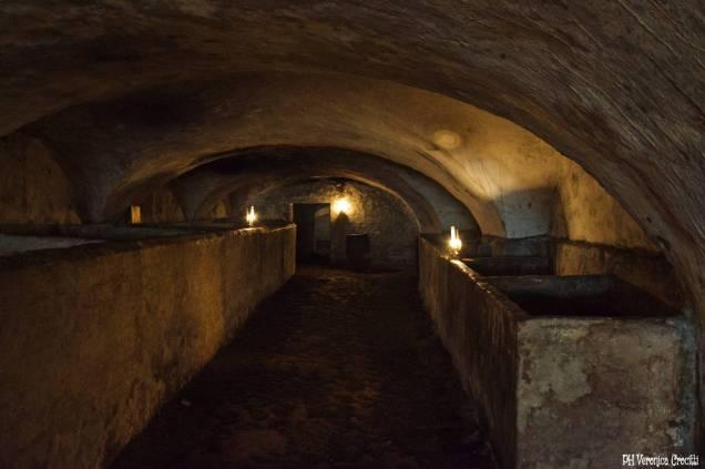 Casematte, Castello di Amleto - Krongborg Castle (Helsingōr - Danimarca)
