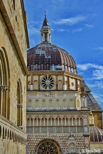 Cappella Colleoni, Bergamo Alta (Lombardia - Italia)