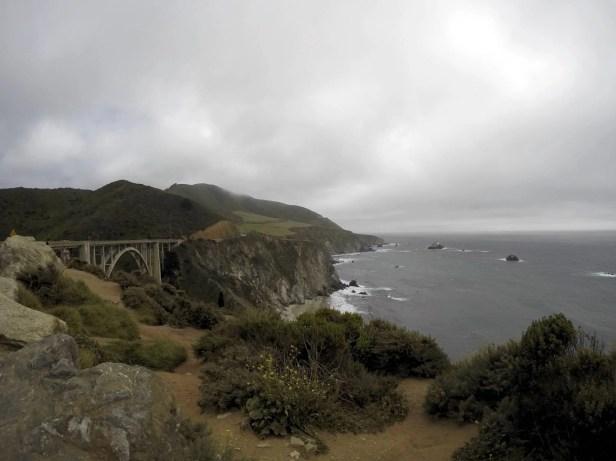 Bixby Creek bridge - (California, Stati Uniti America)
