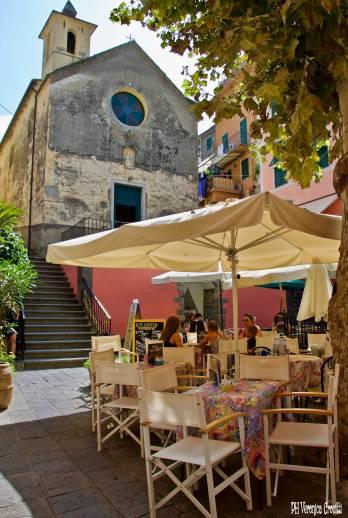 Corniglia, Cinque Terre (Liguria, Italia)