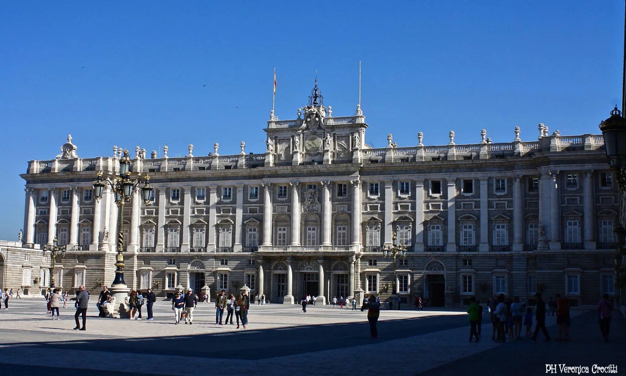 Palazzo Reale - Madrid, Spagna
