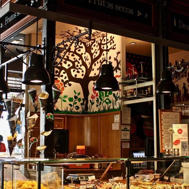 Mercato di San Miguel - Madrid, Spagna