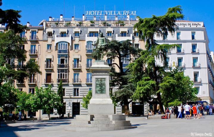 Hotel Villa Real - Madrid, Spagna