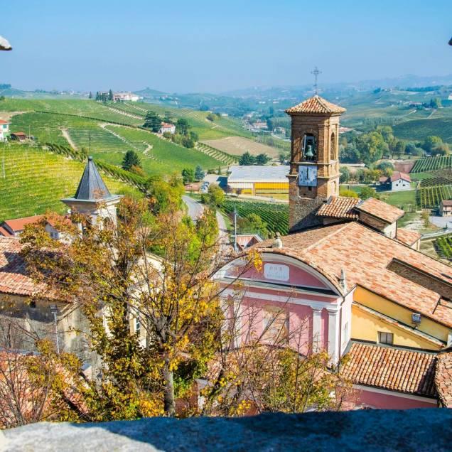 Barolo, Cuneo (Piemonte, Italia)