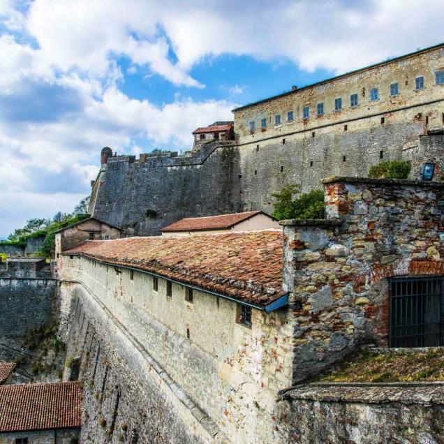 Forte di Gavi, Alessandria (Piemonte, Italia)
