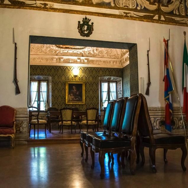 Palazzo dei Principi di Masserano, Biella (Piemonte, Italia)