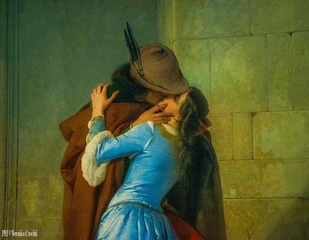 _Il bacio_ di Hayez - Pinacoteca di Brera, Milano (Italia) _1