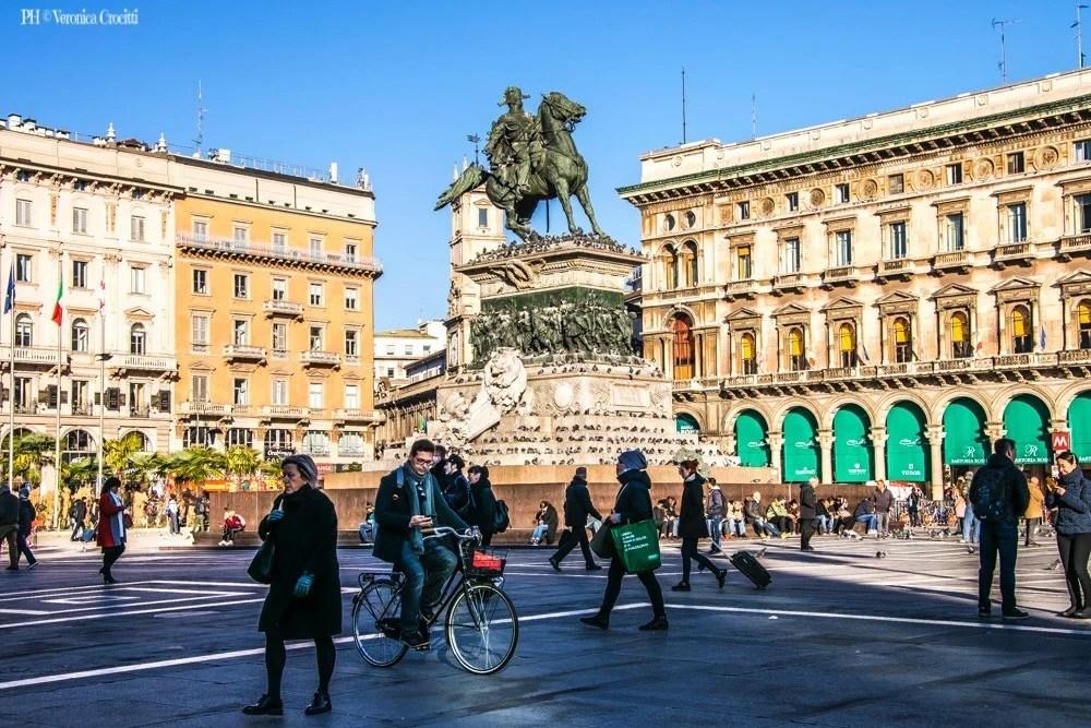 Piazza Duomo, Milano (Italia)