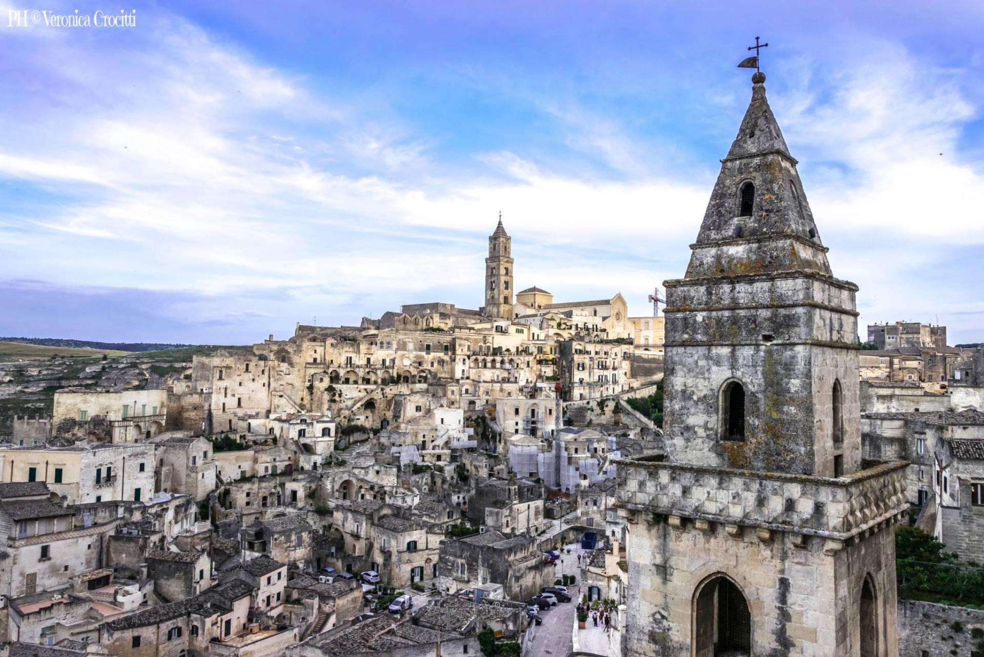 Matera, Città dei Sassi (Basilicata - Italia)