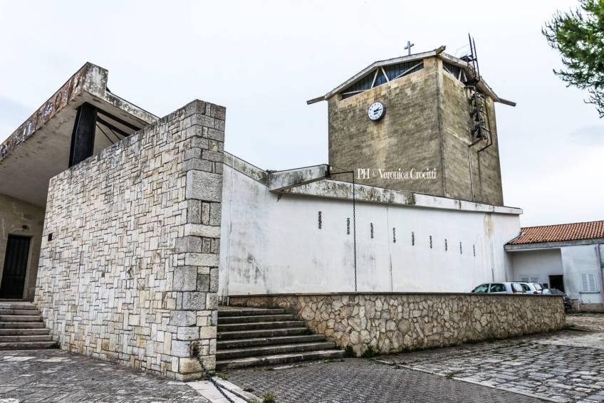 Parrocchia San Vincenzo De Paoli, La Martella. Matera, Città dei Sassi (Basilicata - Italia)_1