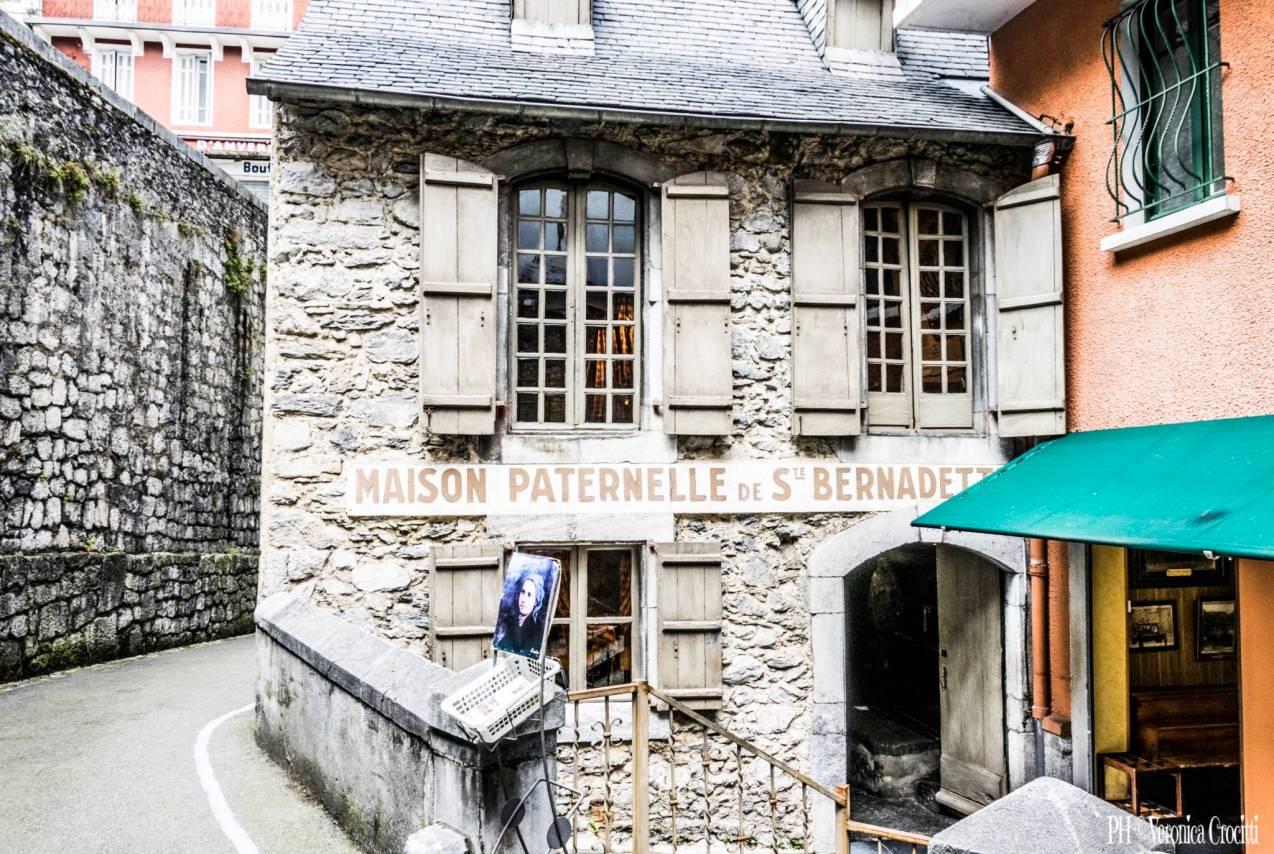 Casa di Bernadette - Lourdes, Francia