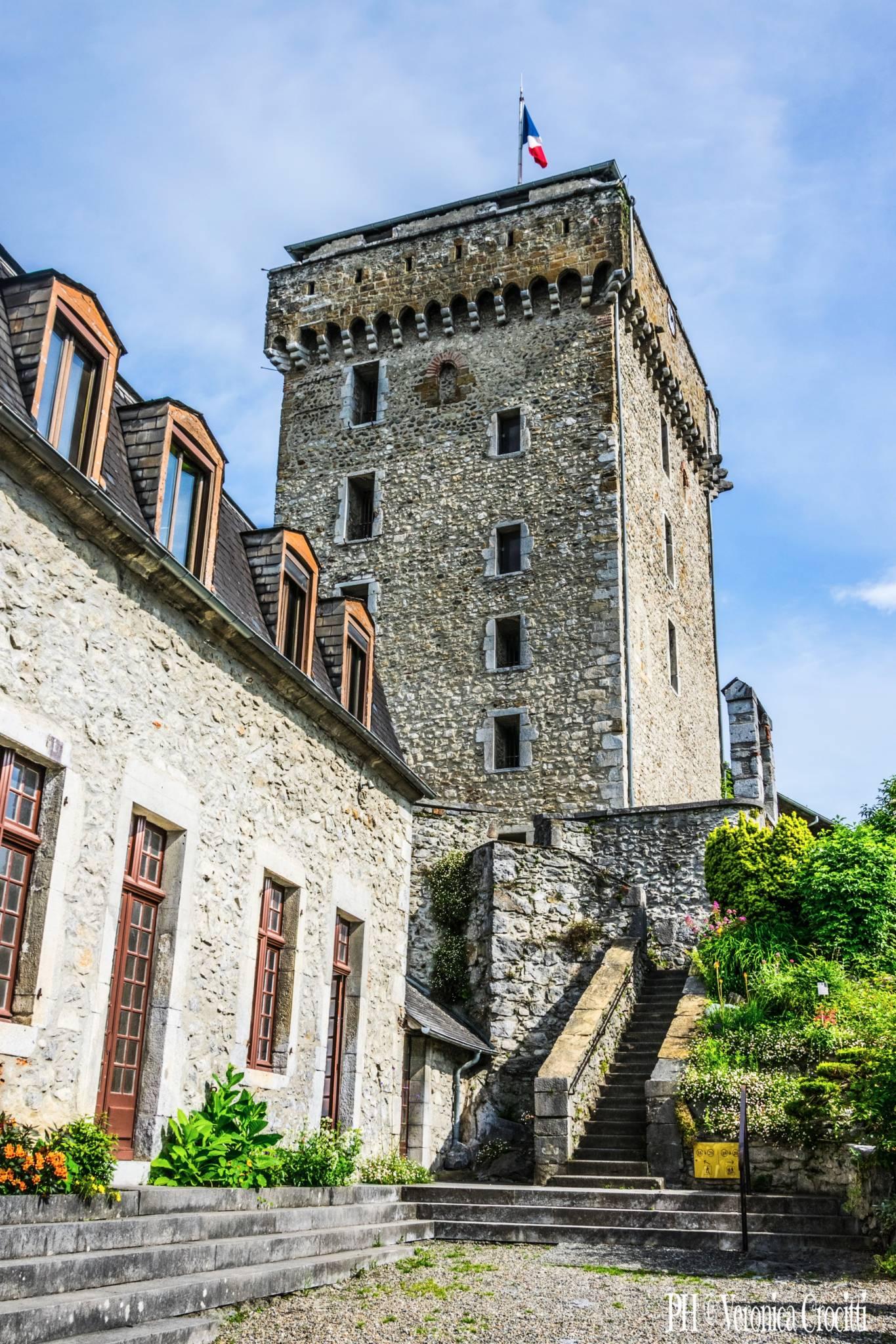Castello Fortezza di Lourdes, Francia