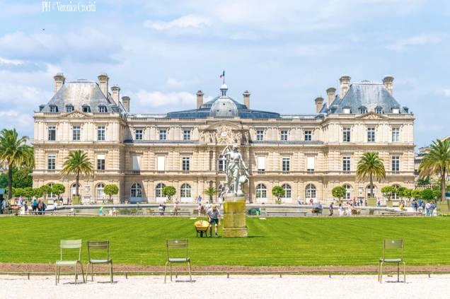 Jardin du Luxembourg (Giardini di Lussemburgo) - Parigi, Francia