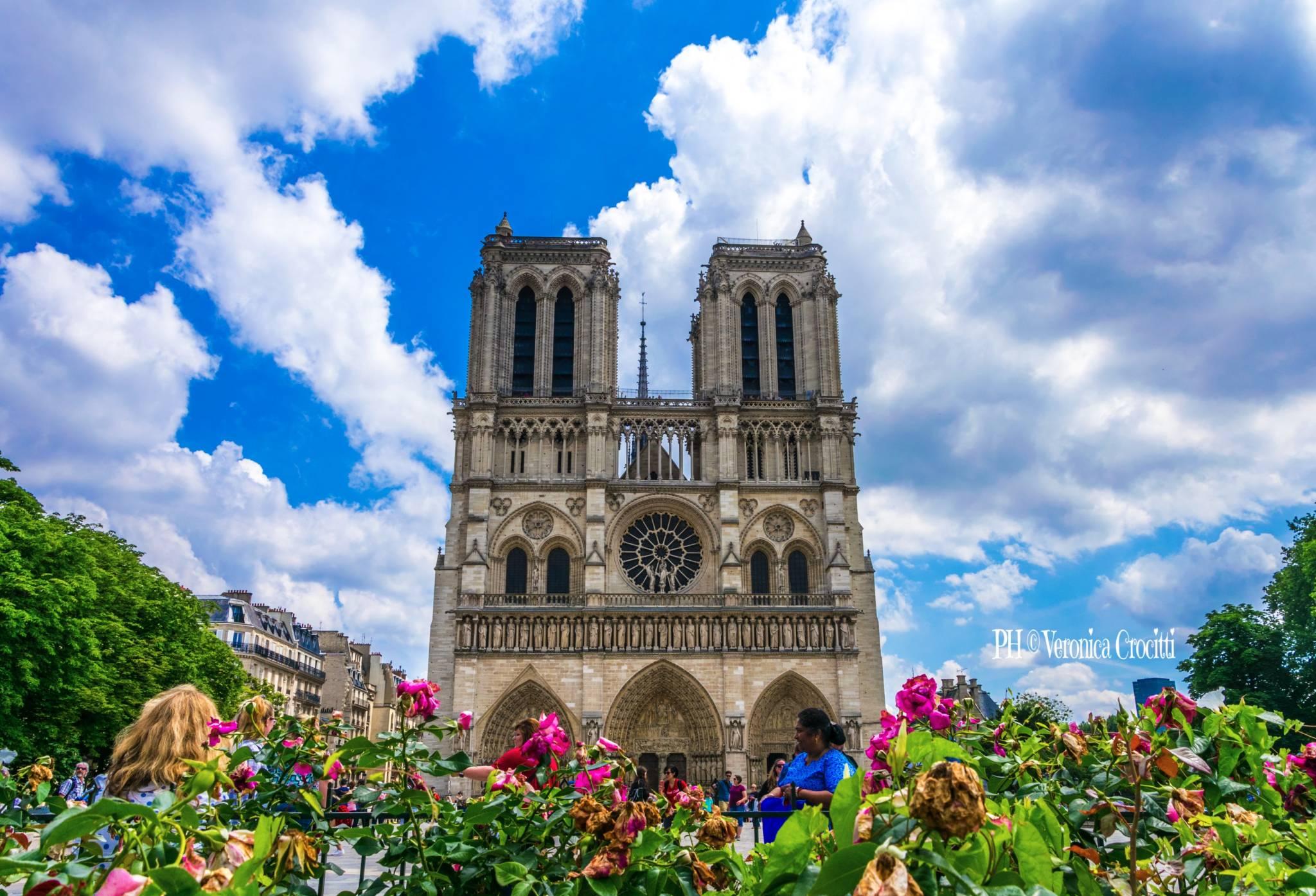 Notre Dame de Paris - Parigi, Francia