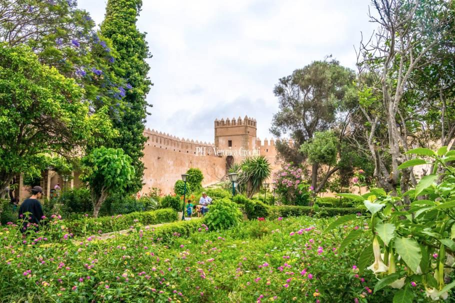 Kasba degli Oudaïa, Rabat - Marocco _3-1