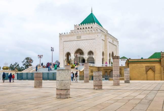 Mausoleo di Mohammed V, Rabat - Marocco _1