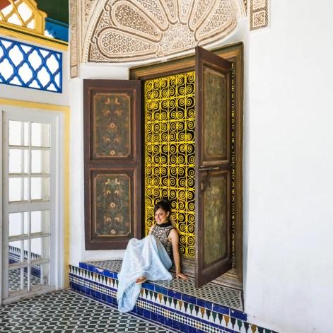 Palazzo El Bahia, Marrakech - Marocco _3