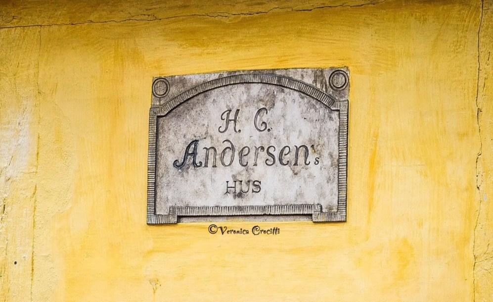 Casa Natale di Hans Christian Andersen - Odense, Danimarca (Europa)