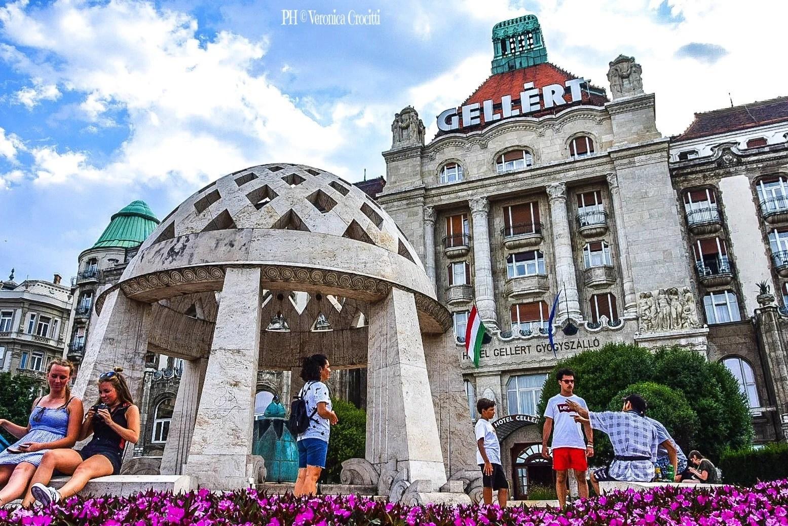 Bagni Gellért - Budapest, Ungheria (Europa)