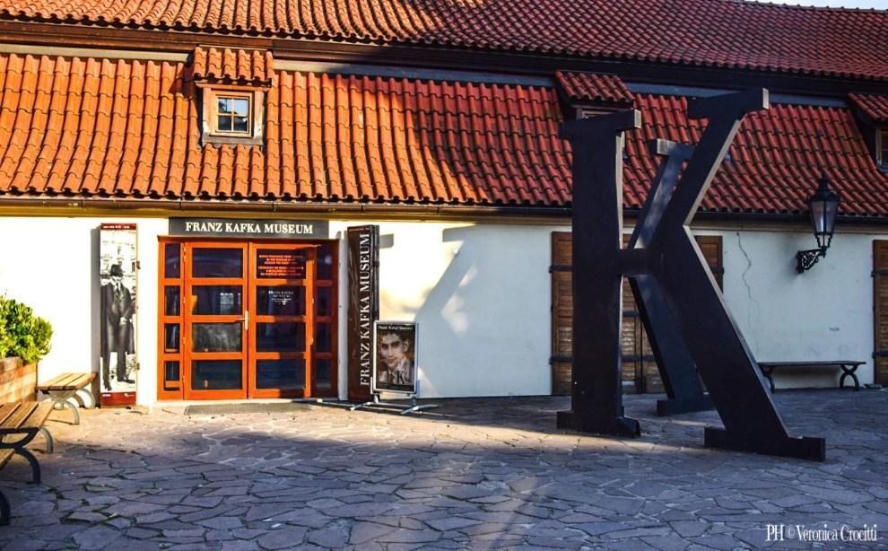 Casa Museo di Kakfa - Praga, Repubblica Ceca (Europa)