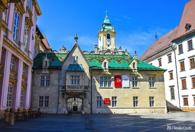 Old Town Hall - Bratislava, Slovacchia (Europa)