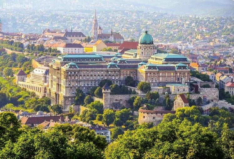 Castello di Buda - Budapest, Ungheria (Europa)
