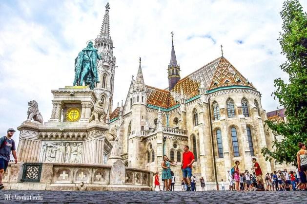 Chiesa di Mattia - Budapest, Ungheria (Europa)