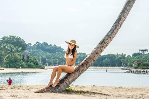 Palawan Beach, Sentosa - Singapore
