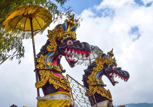 Pura Ulun Danu Batar - Bali, Indonesia