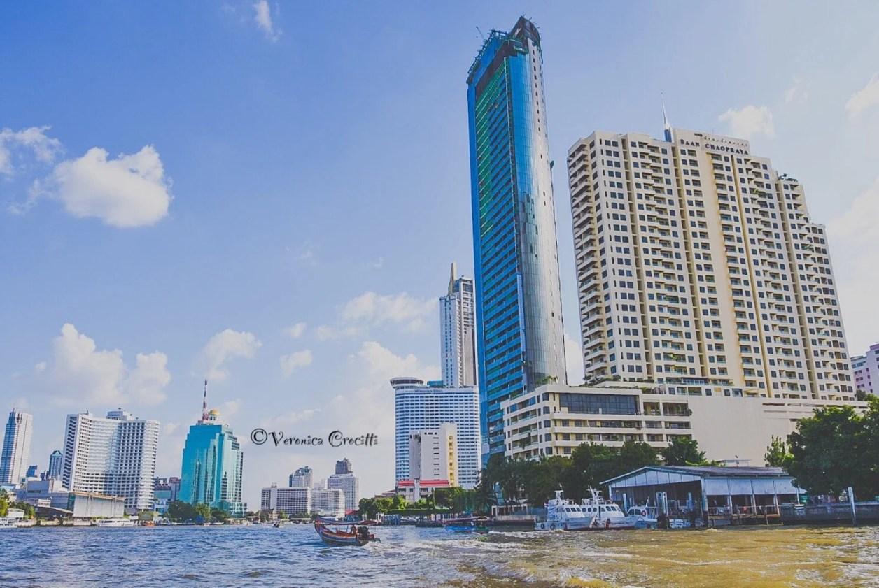Chao Phraya - Bangkok, Thailandia