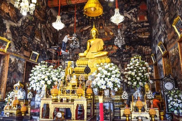 Wat Phra Keaew - Bangkok, Thailandia