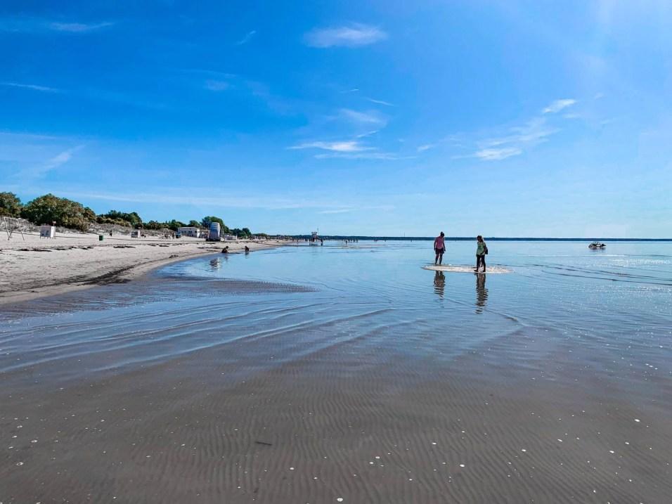 Parnu Beach - Estonia