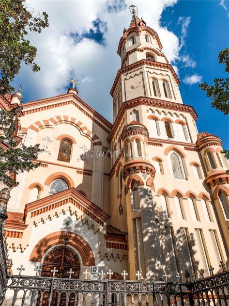 Chiesa di San Nicola, Vilnius - Lituania