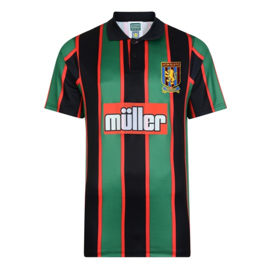 34341cb64 The 25 worst kits in Premier League history