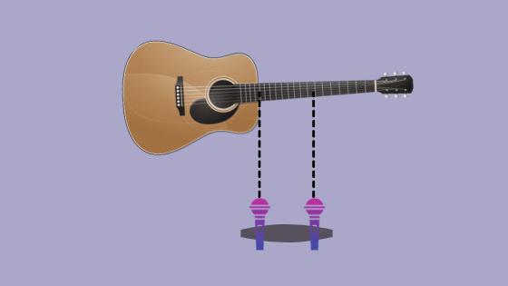 spaced pair recording technique