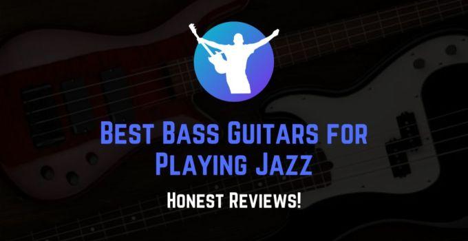 best bass guitars for jazz