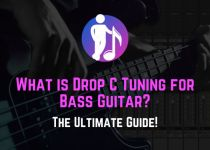 drop c tuning for bass