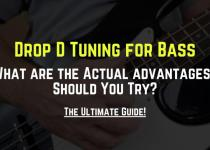 drop d tuning for bass