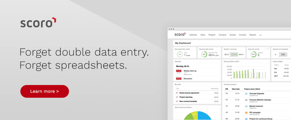 11 User-Friendly Excel Alternatives | Scoro