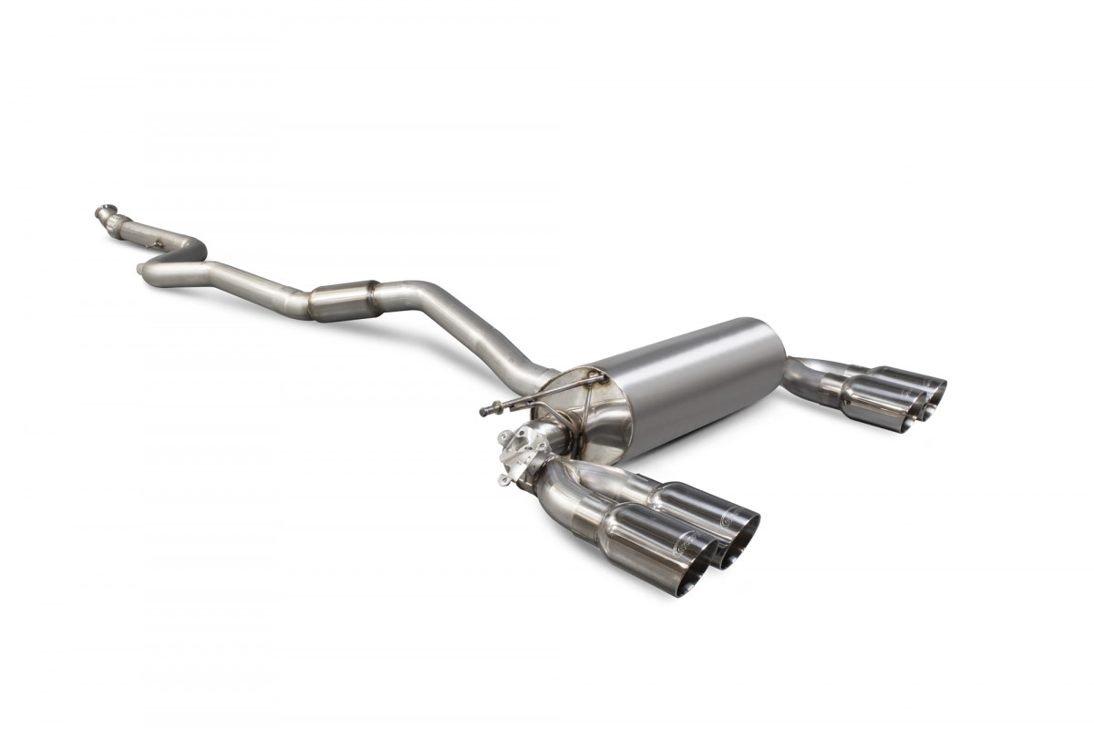 Bmw 2 Series F87 M2 Exhausts