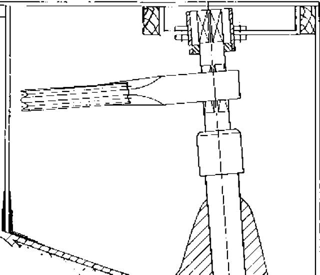 Installing a linear hydraulic autopilot on quadrant