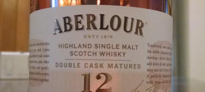 Aberlour 12 Year Double Cask