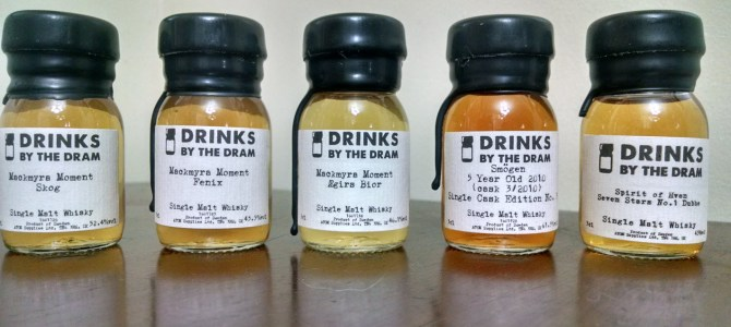 SnapShot: Northern Exposure (Whiskies from Sweden)