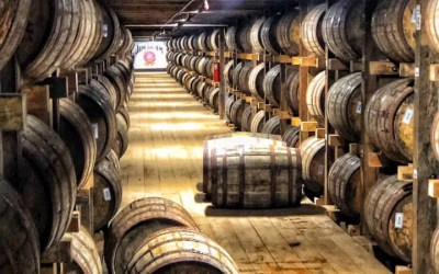 Why Does Whiskey Age in Oak Barrels?