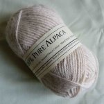 Alpaca Yarn / Alpaca Wool - Natural