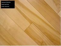 Light Birch Wood Floors - Modern Home With Engineered ...