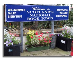Image result for wigtown book town